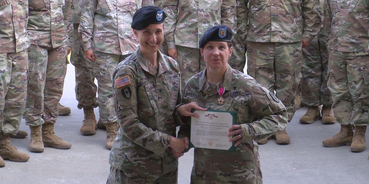 Fort Stewart receives new Command Sergeant Major for Winn Army Hospital