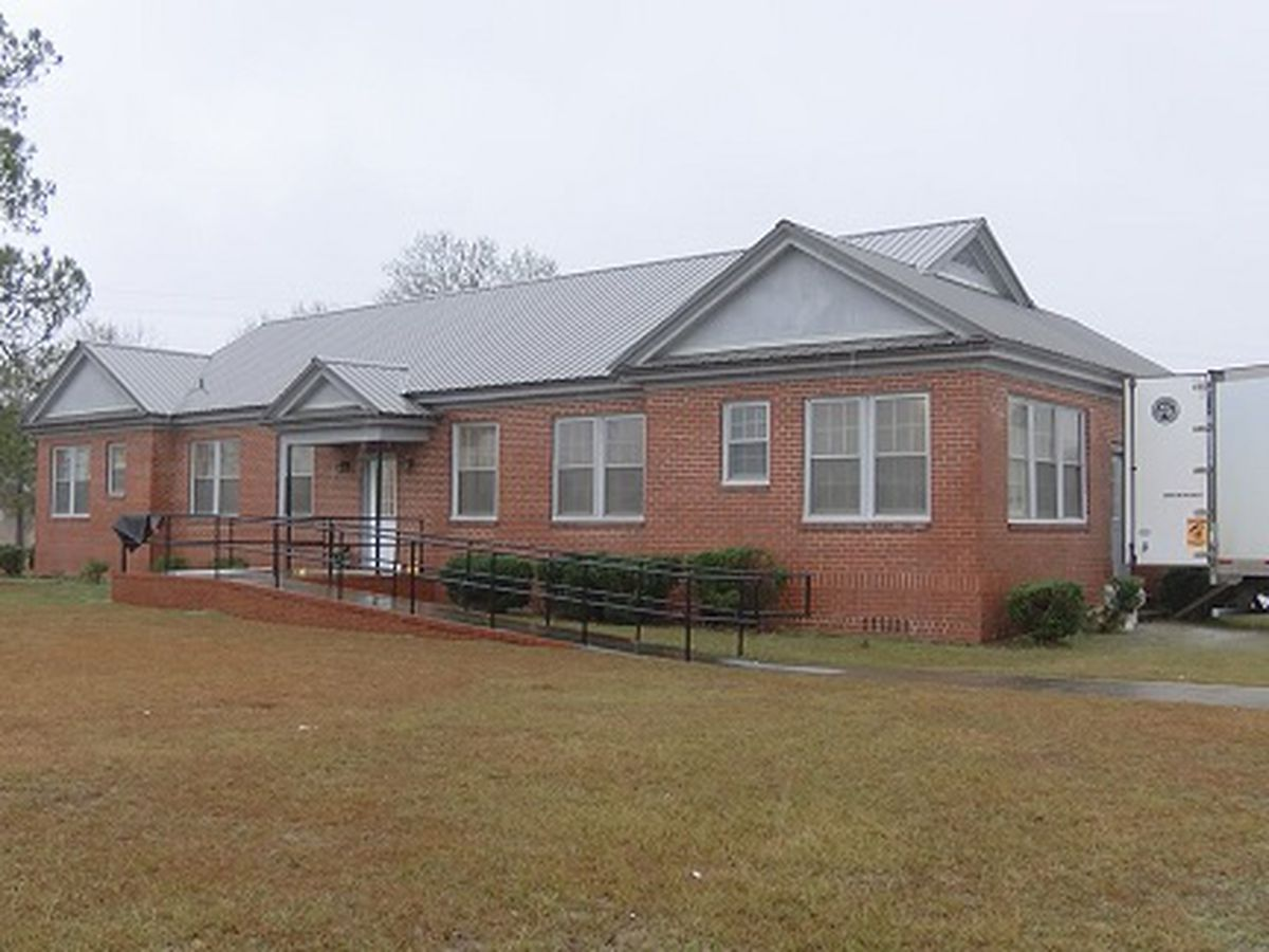City of Hazlehurst turning old hospital into new health care facility
