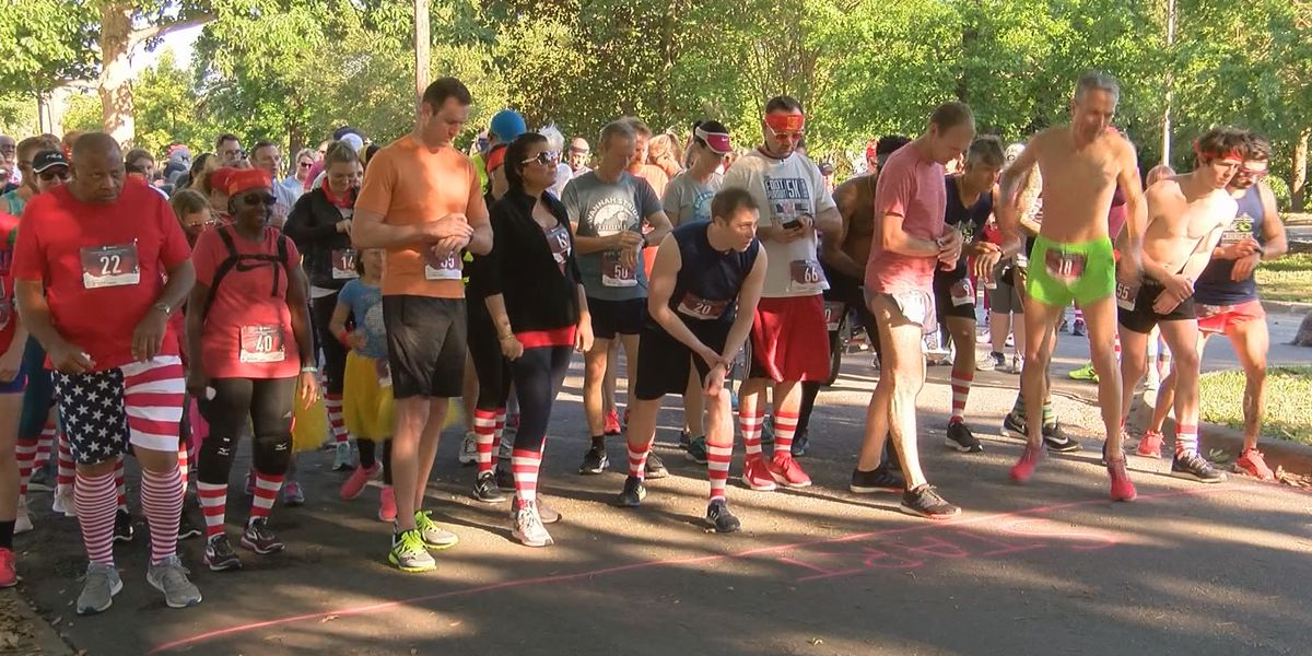 Red Shoes Run benefits critically ill children, families