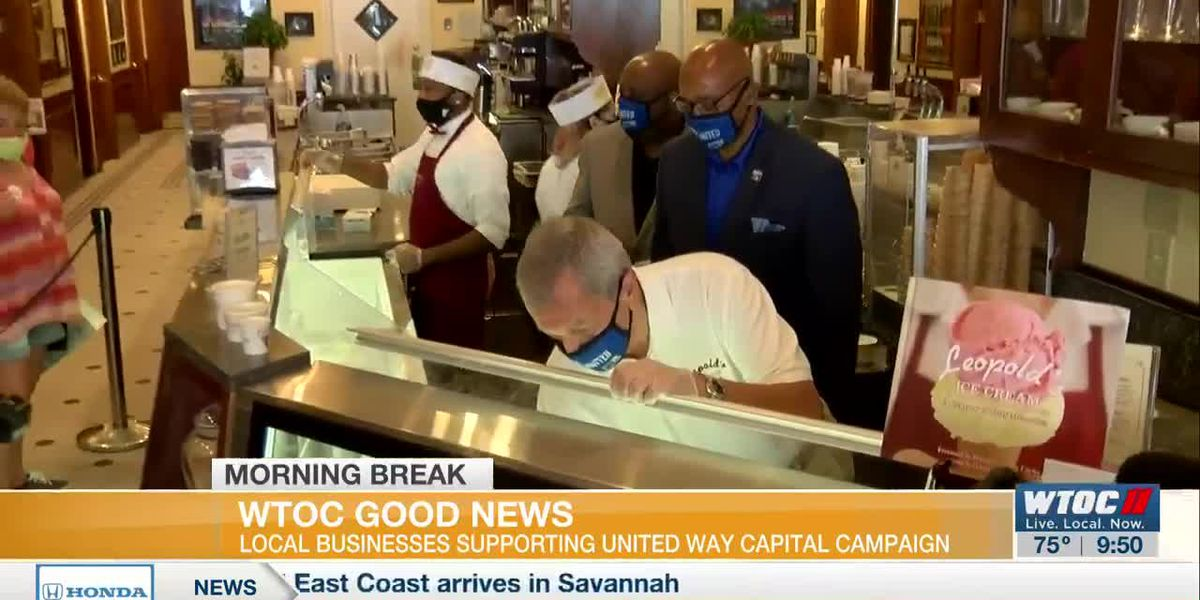 WTOC Good News: Local businesses supporting United Way Capital Campaign