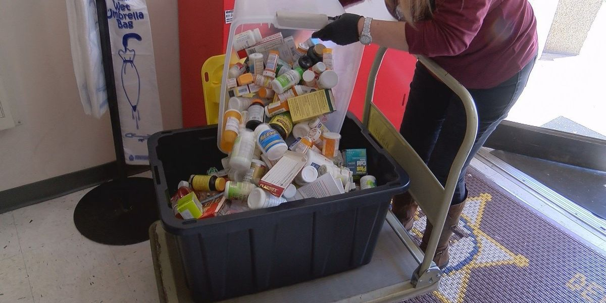 Area law enforcement agencies to take part in National Drug Take Back Day