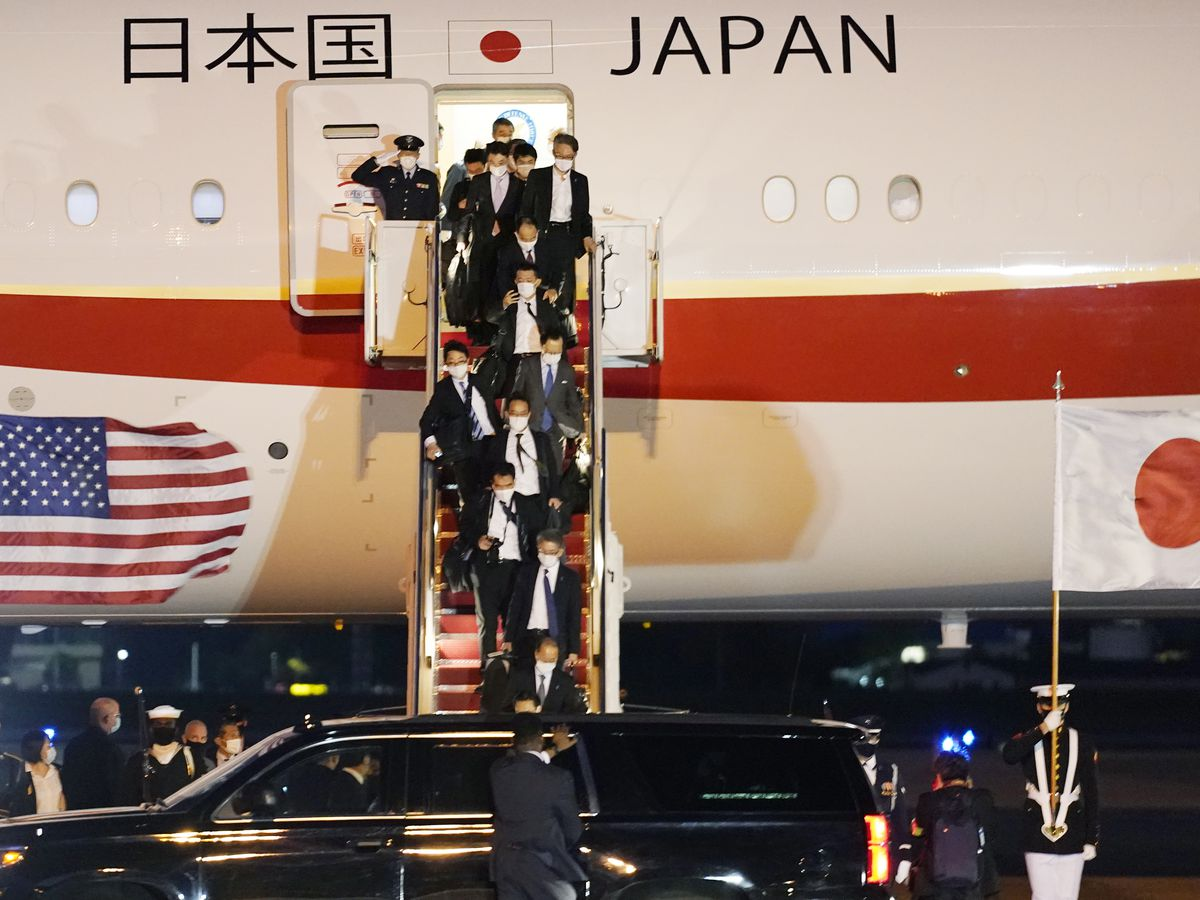 Japan, US showcase alliance, resolve in dealing with China