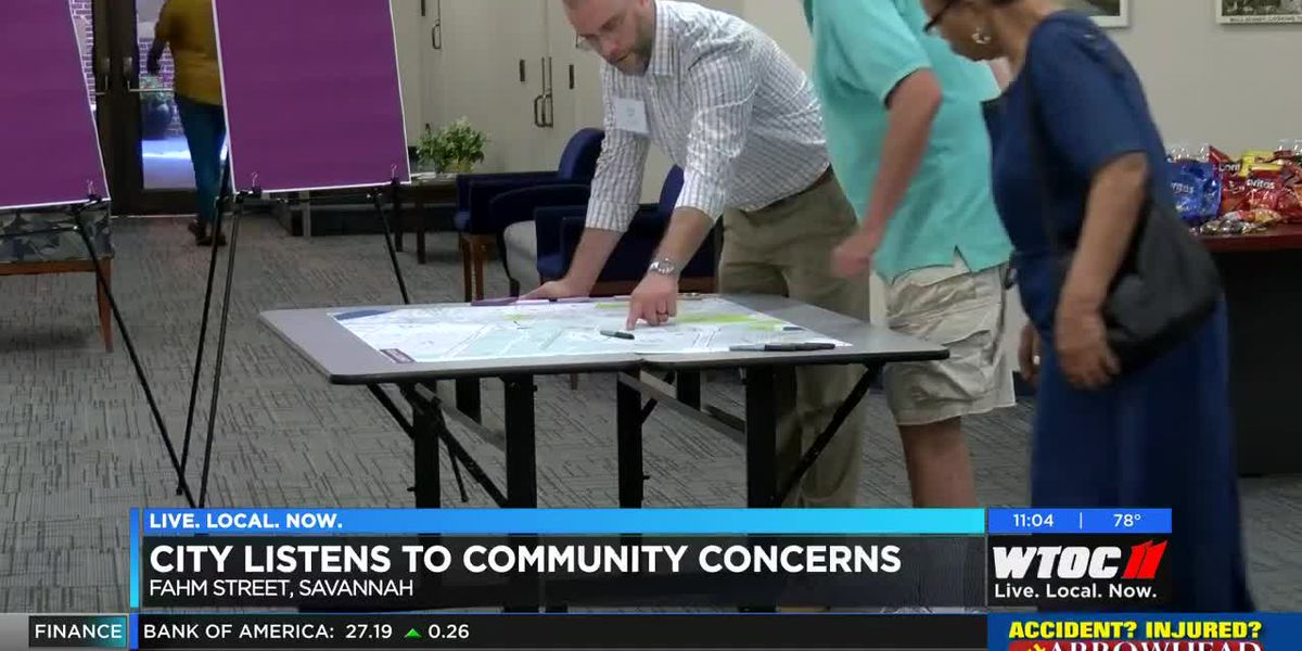 Residents voice concerns surrounding future Canal District
