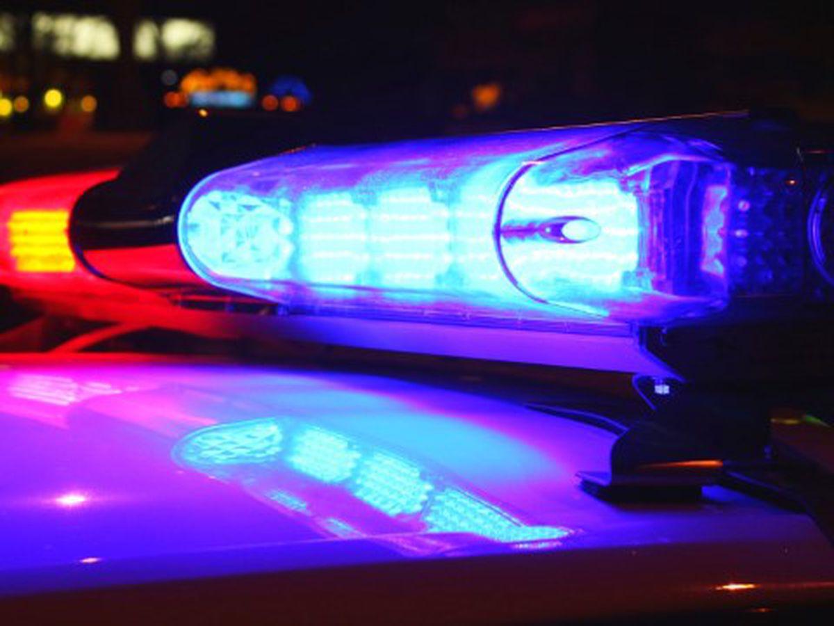 One person killed in fiery car crash in Glynn County