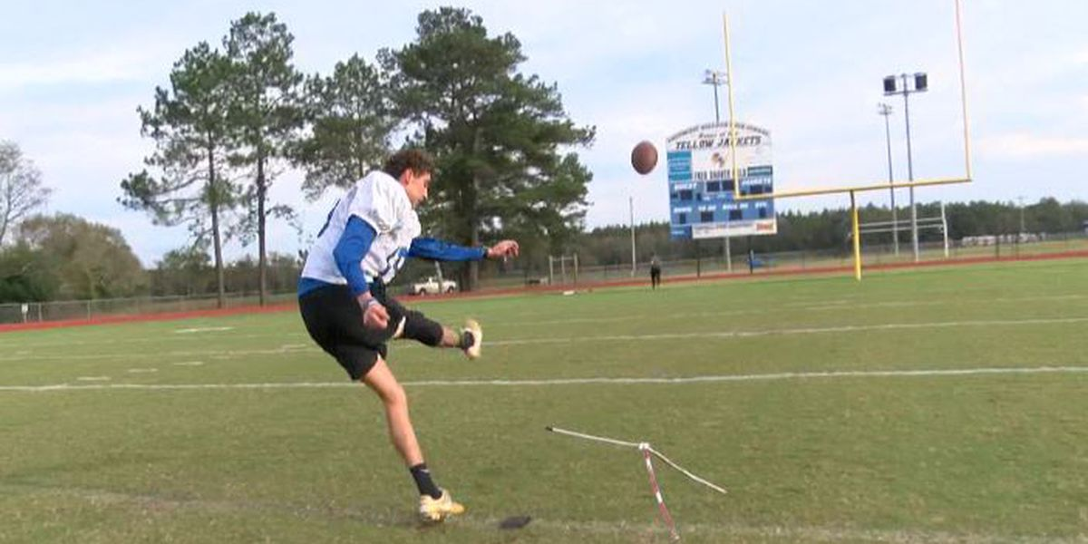 Kicking Cancer: SEB's Jones doing more than scoring