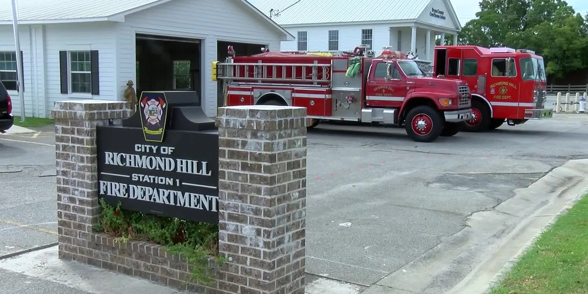 Richmond Hill Fire starts initiative to help those battling addiction