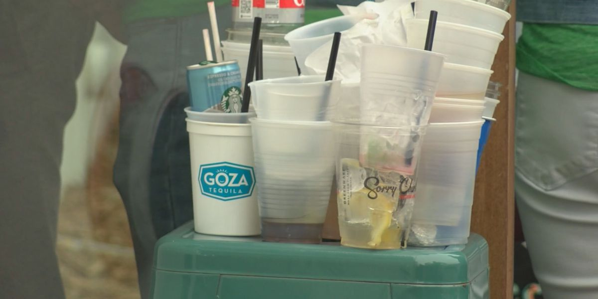 Styrofoam coolers not allowed in downtown squares for St. Patrick's Day Parade
