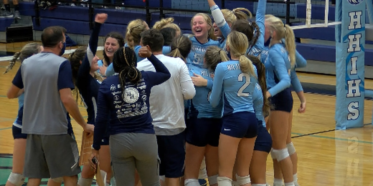Seahawks advance to SCHSL state volleyball title game