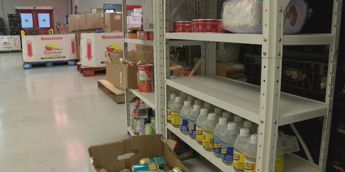 America's Second Harvest looking to fill empty shelves