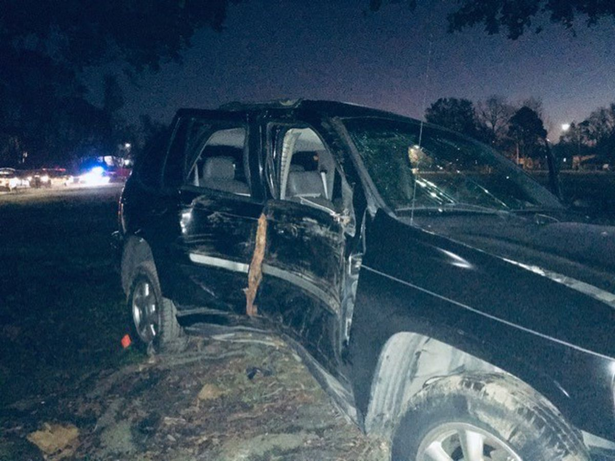Teenager seriously injured in crash involving stolen vehicle in Savannah