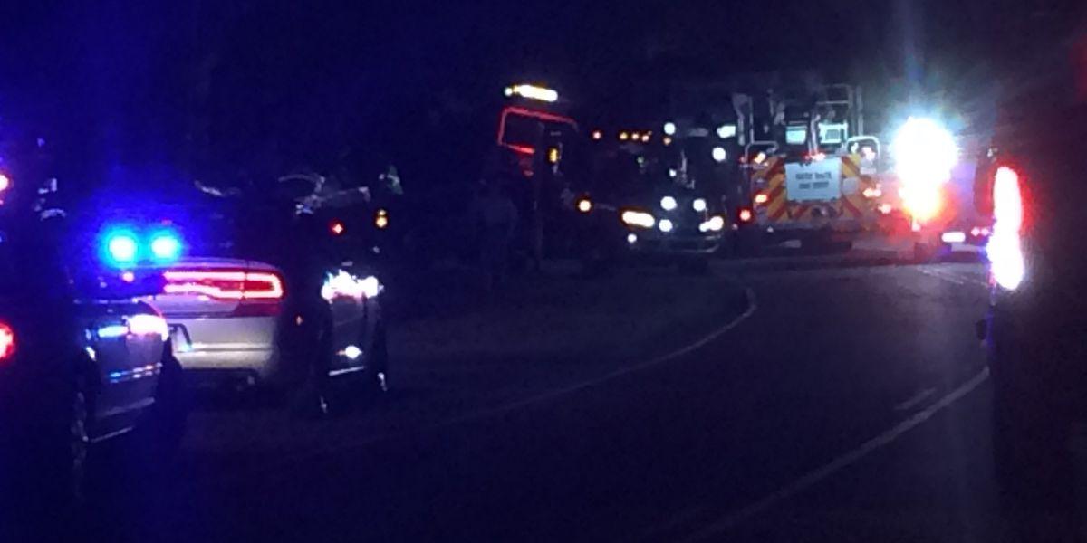 SCHP investigates fatal wreck on Alljoy Road in Bluffton