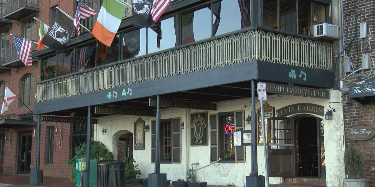 Owners of Kevin Barry's react to the Irish Pub's closure