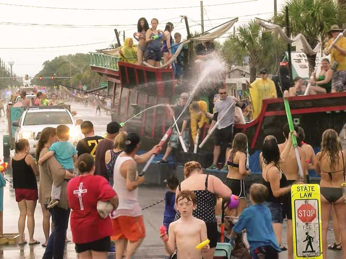 Tybee set to hold annual Beach Bum Parade