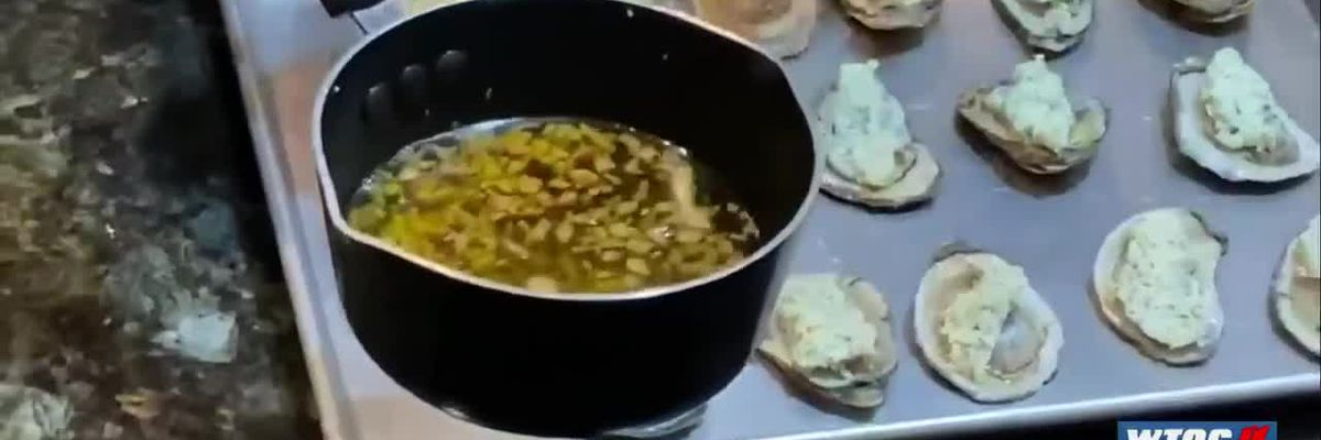 Tim Cooks: Pasta with oysters