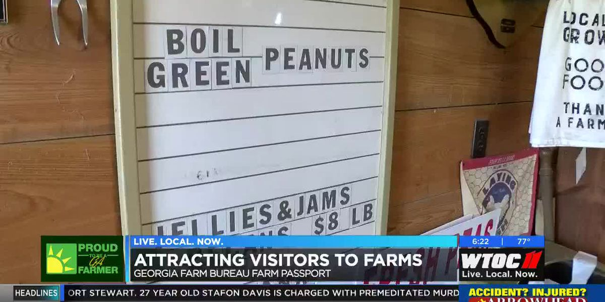 Proud to be a Farmer: Attracting visitors to farms