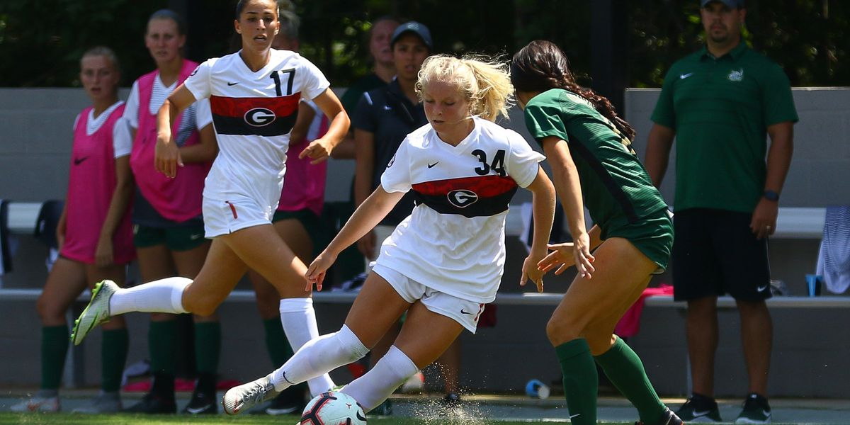 Former Calvary soccer star named SEC Offensive Player of the Week
