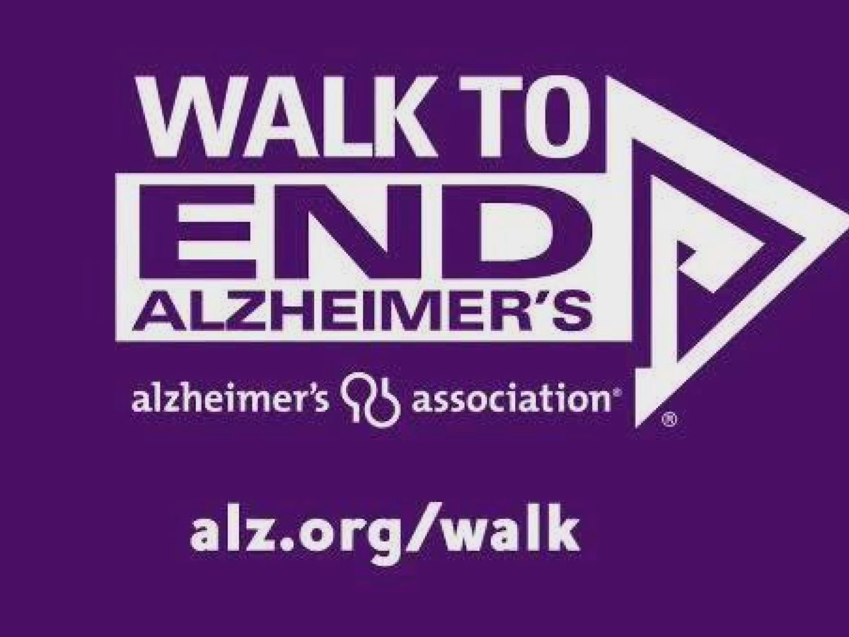 2020 Walk to End Alzheimer's this Saturday