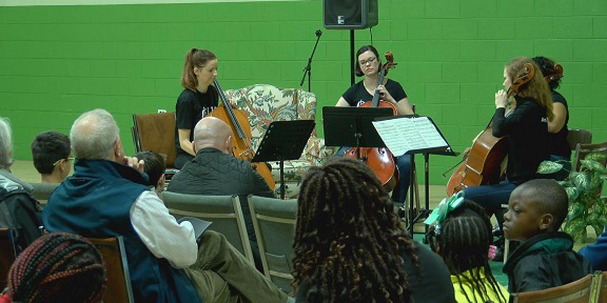 Good News: Philharmonic in the Streetz