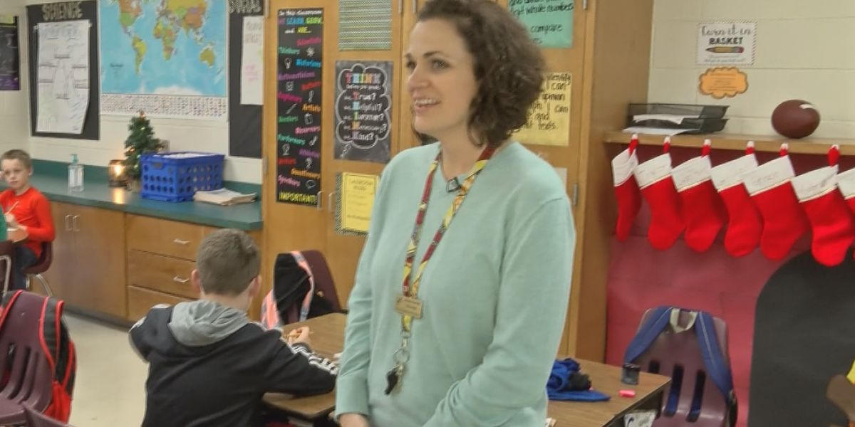 Top Teacher: Anna Swint, Silson Elementary