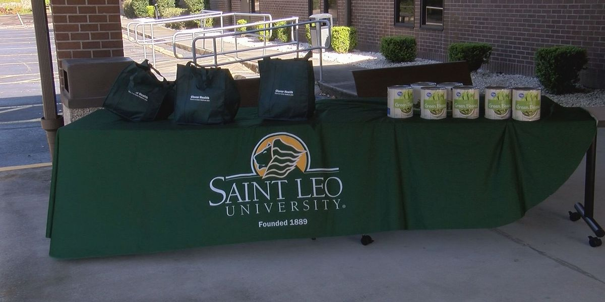 St. Leo University, Feed the Hungry partner for Thanksgiving giveaway