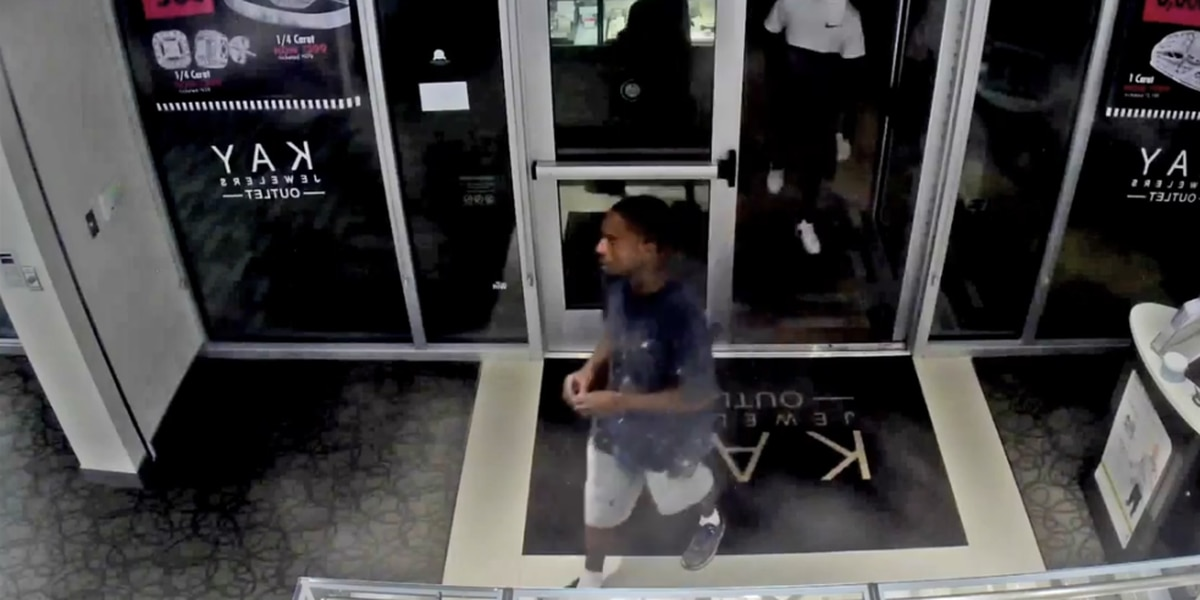 SPD assists FL agency in search for jewelry thief possibly in Savannah area