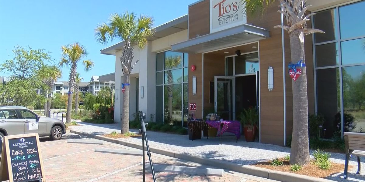 Support Lowcountry Eateries During Restaurant Week