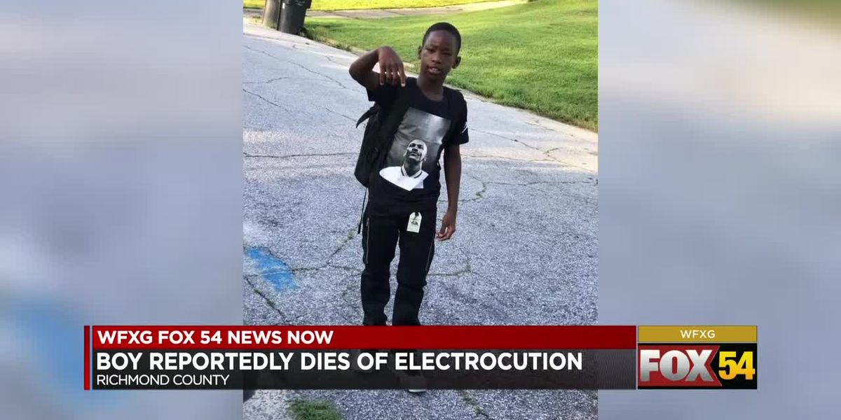 12-year-old boy electrocuted while playing football at Fleming Park