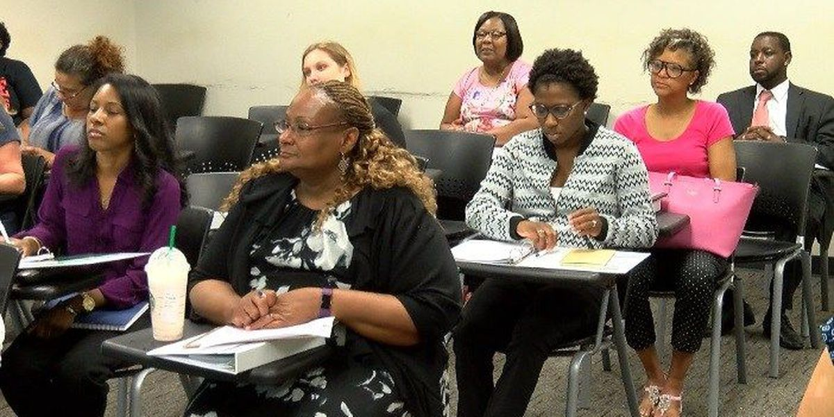 Neighborhood Leadership Academy class held at SSU
