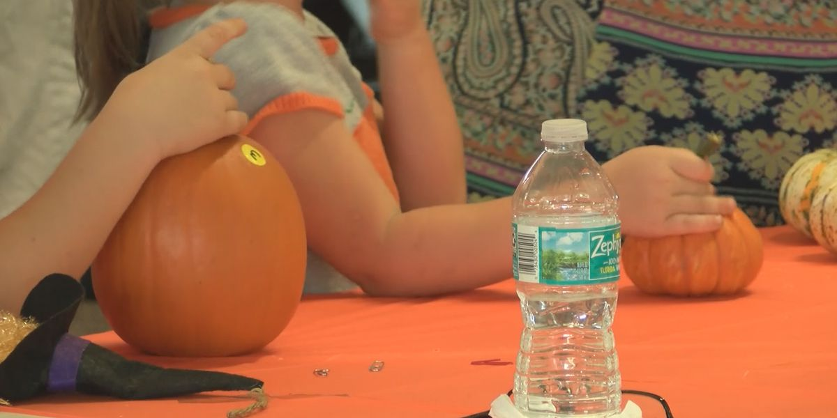 Pumpkin patch brings fall spirit to Richmond Hill