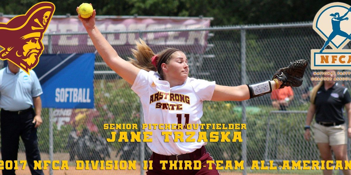 Jane Trzaska Earns NFCA Third-Team All-American Honors