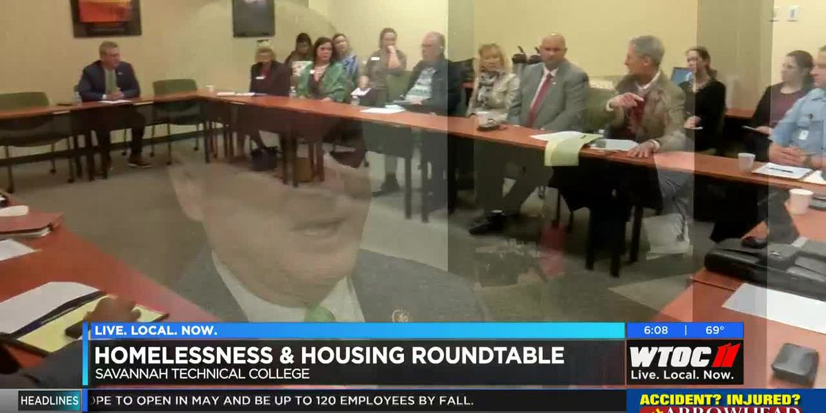 Homelessness and housing roundtable