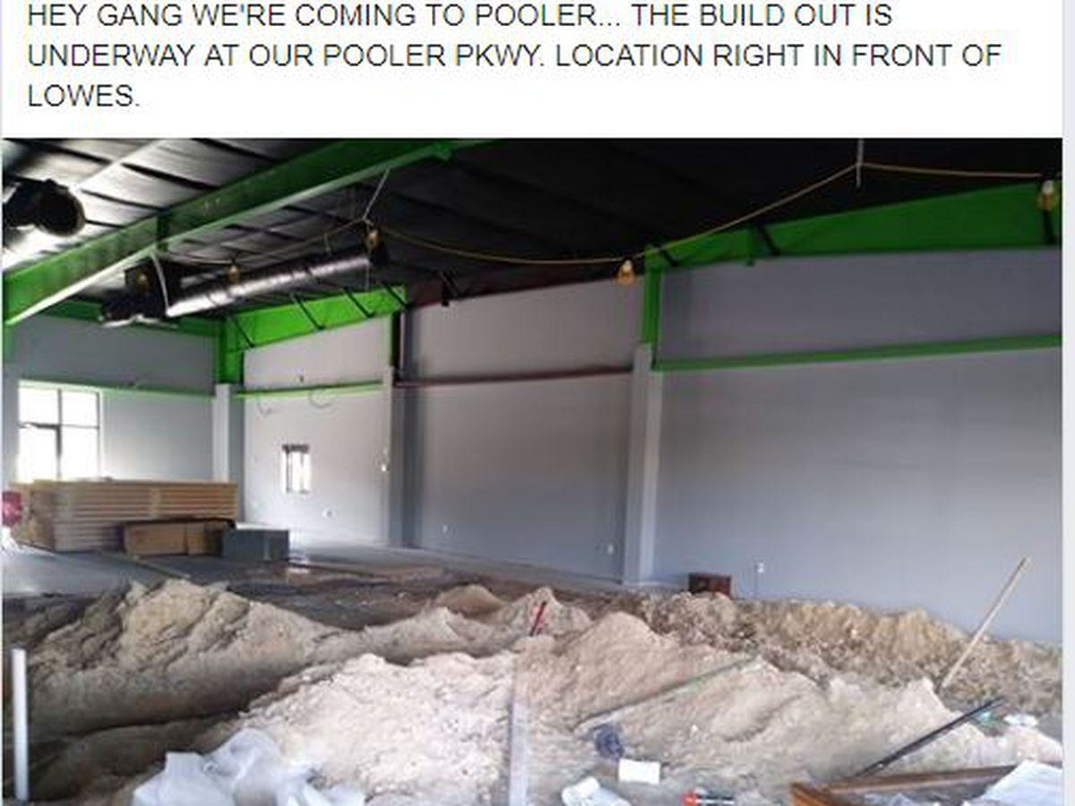 Green Fire Pizza to open new location in Pooler