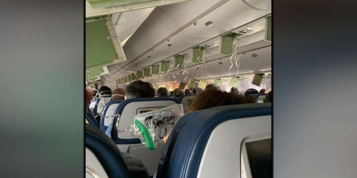 Air pressure issue causes Delta to divert flight to Florida