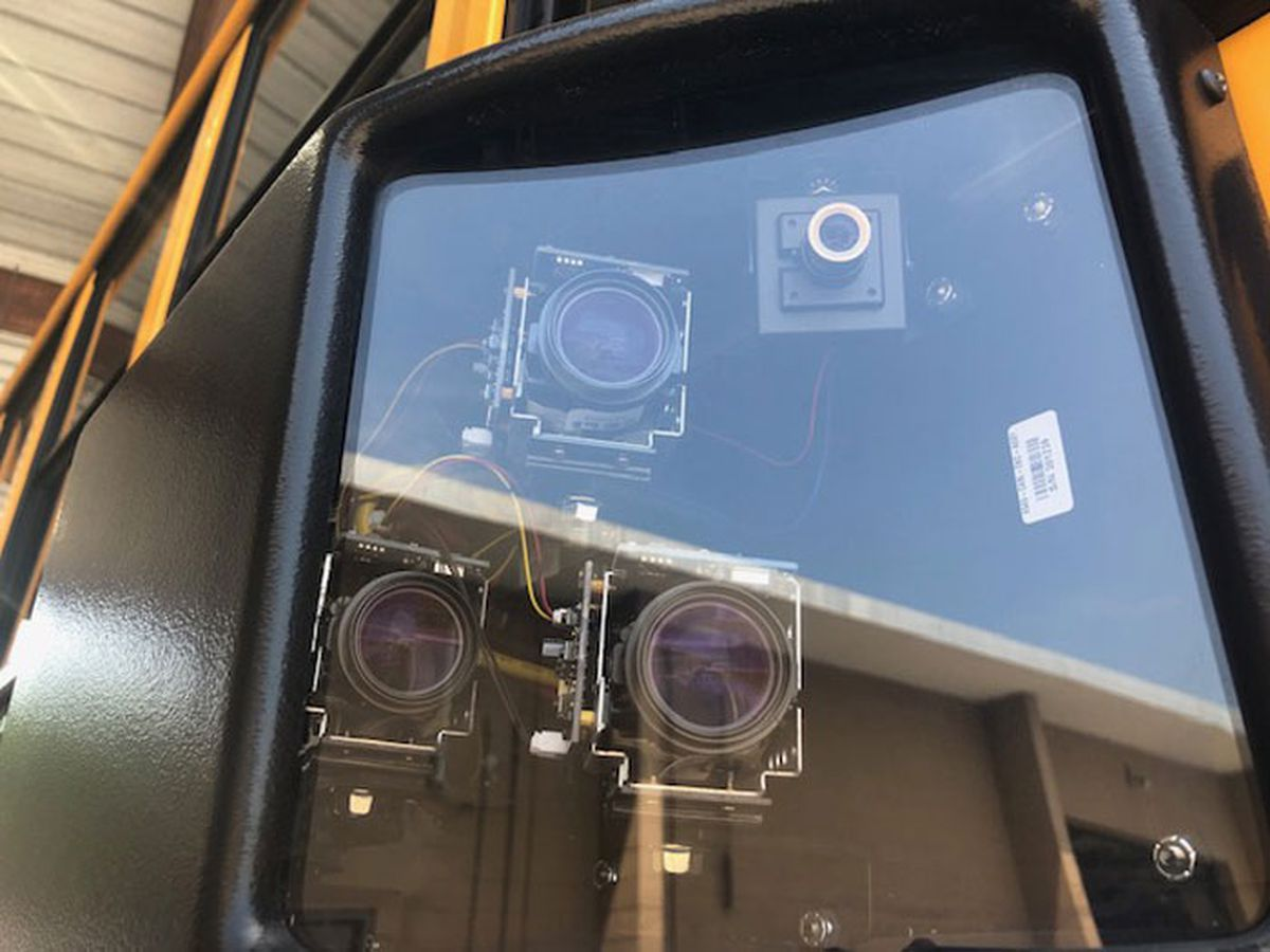 School Bus Camera Tickets On The Rise In Effingham County
