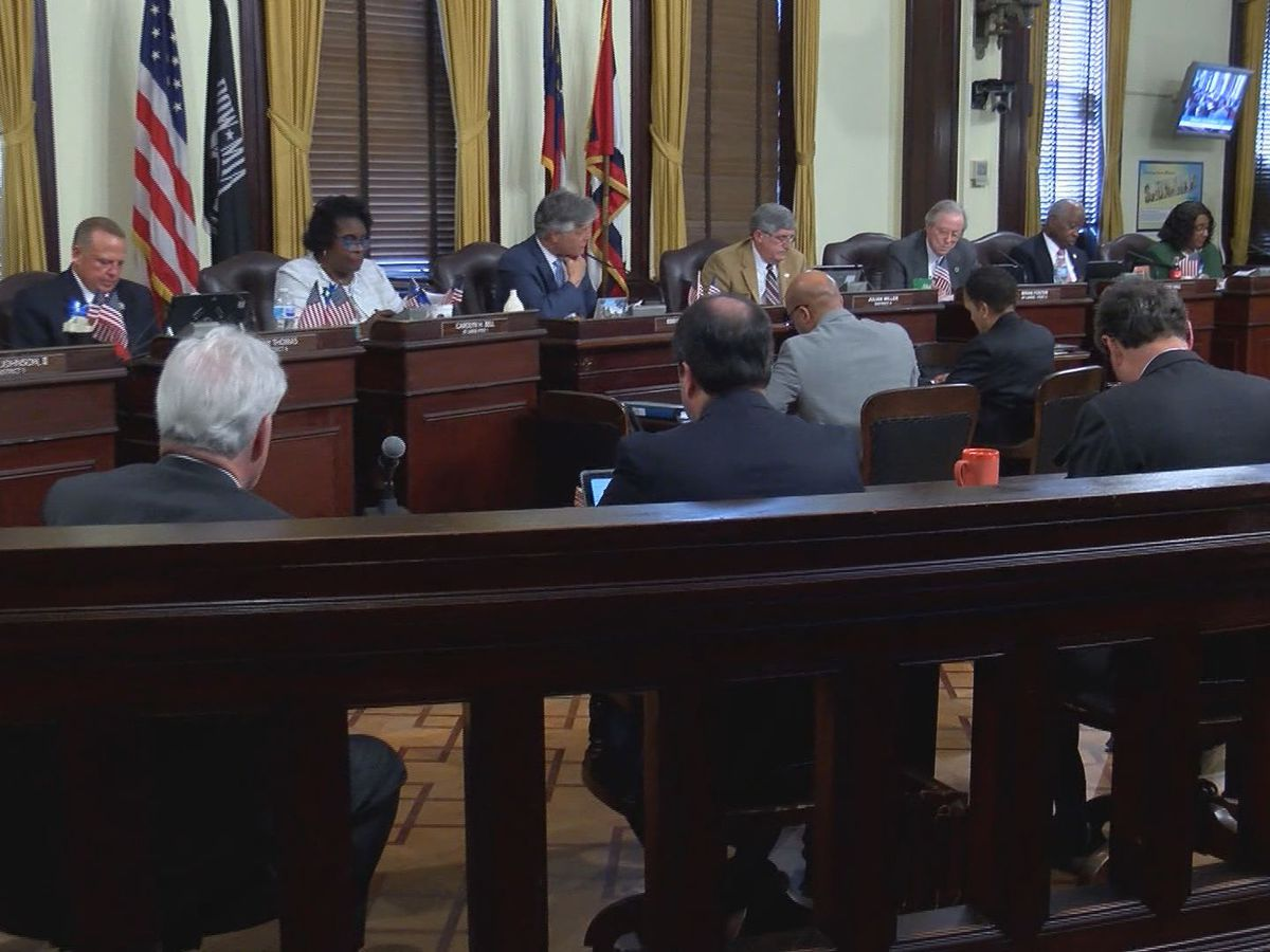 One step closer to finalizing the 2020 Savannah budget