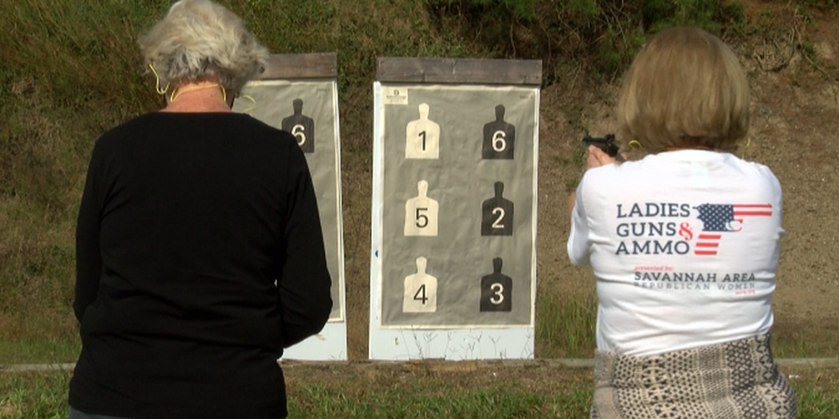 'Ladies, Guns and Ammo' teaches gun safety, shooting