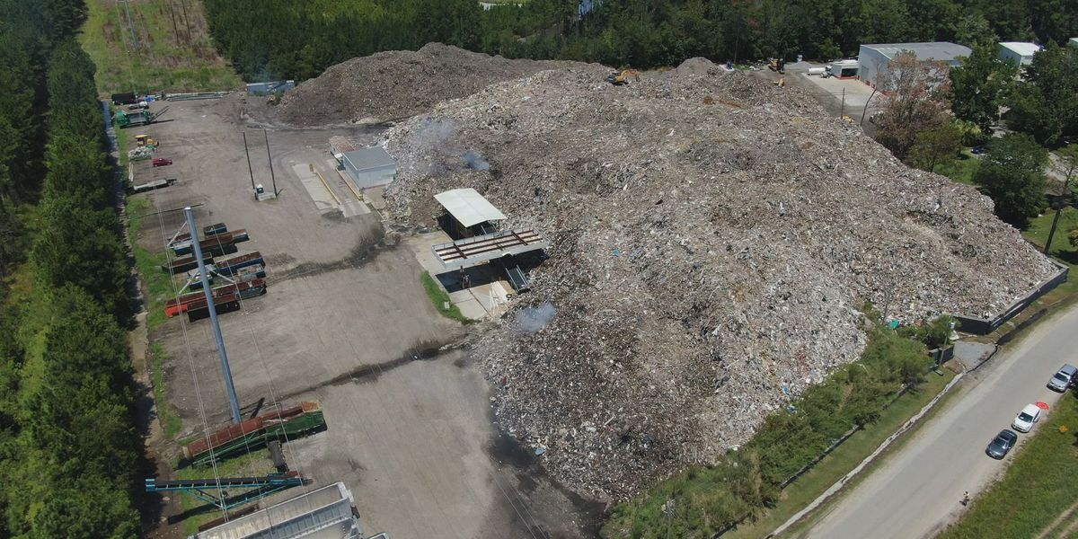 Class action lawsuit filed against landfill owner in Jasper County