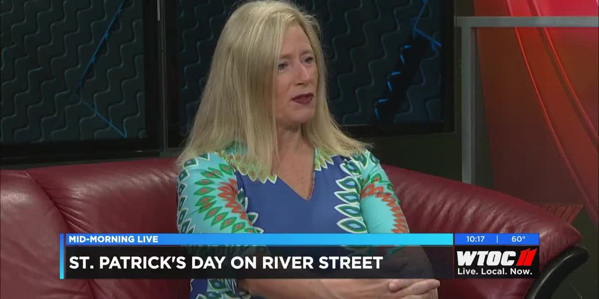 St. Patrick's Day on River Street