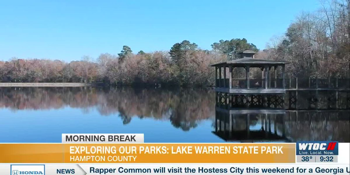 Exploring Our Parks: Lake Warren State Park in Hampton County