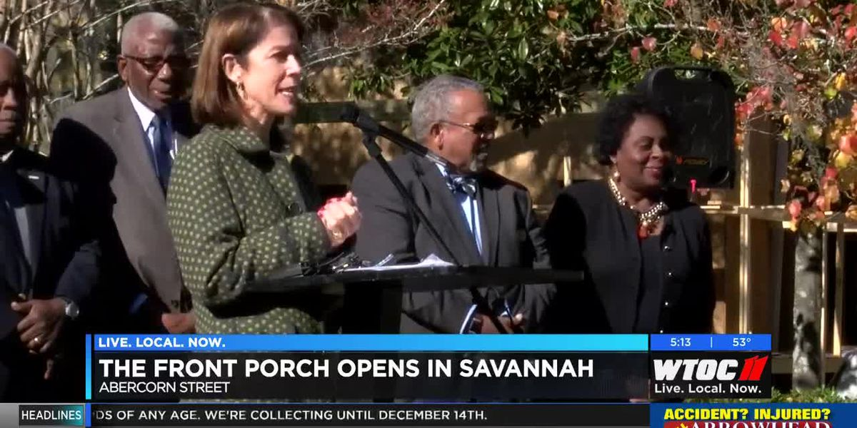 Front Porch Resource Center opens in Savannah