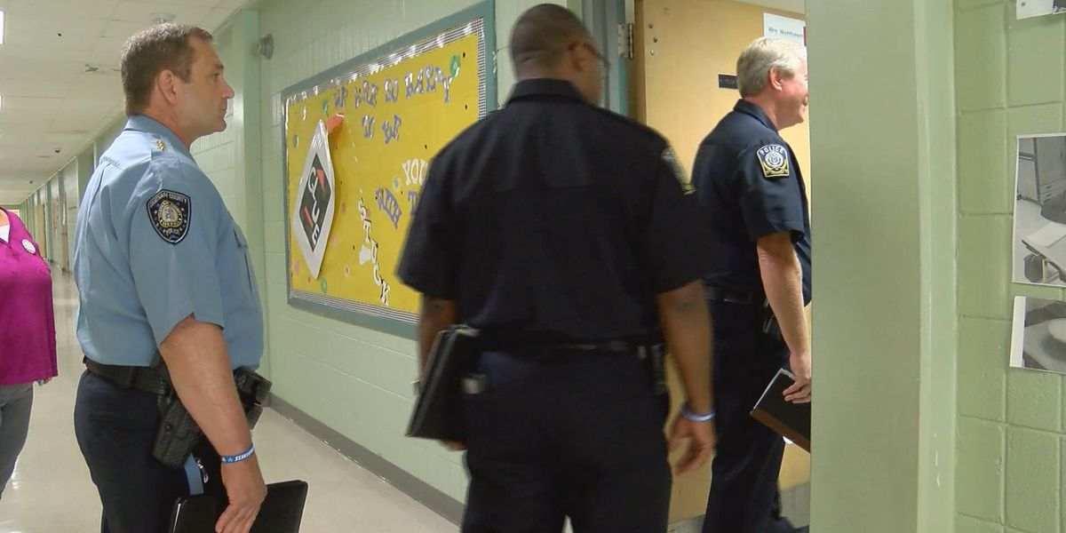 Chatham County officers learn how to work with autistic children