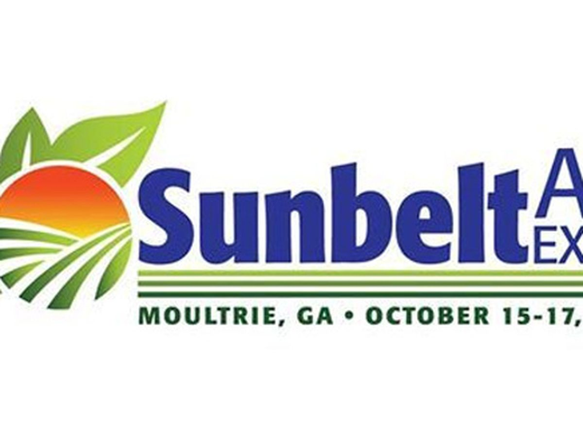 Schedule of events for the 2019 Sunbelt Ag Expo