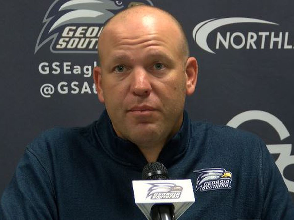 Eagles not hanging heads after ULM loss