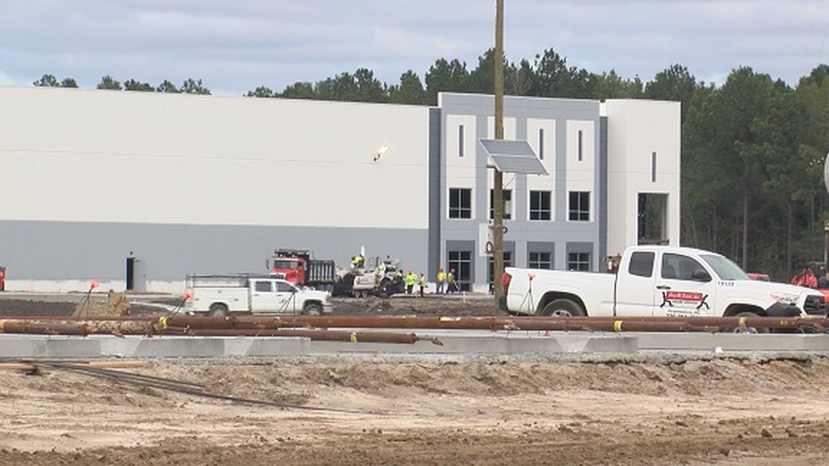 Developers give update on Georgia International Trade Center in Effingham County