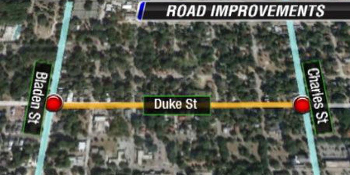 City of Beaufort to improve Duke Street