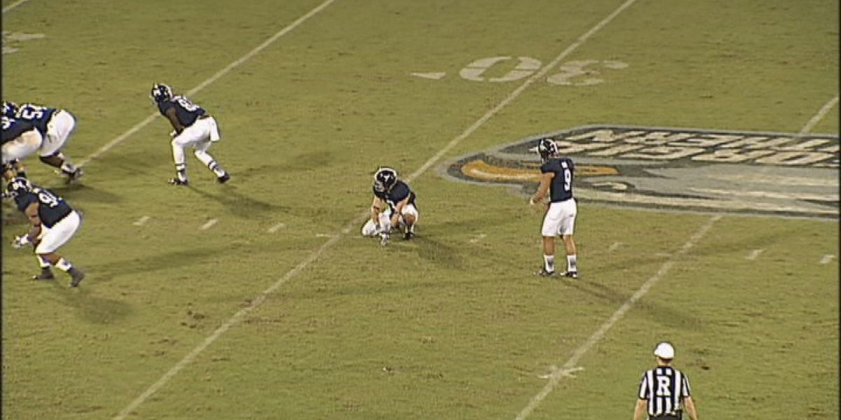 Former Georgia Southern kicker Koo joins the Atlanta Falcons