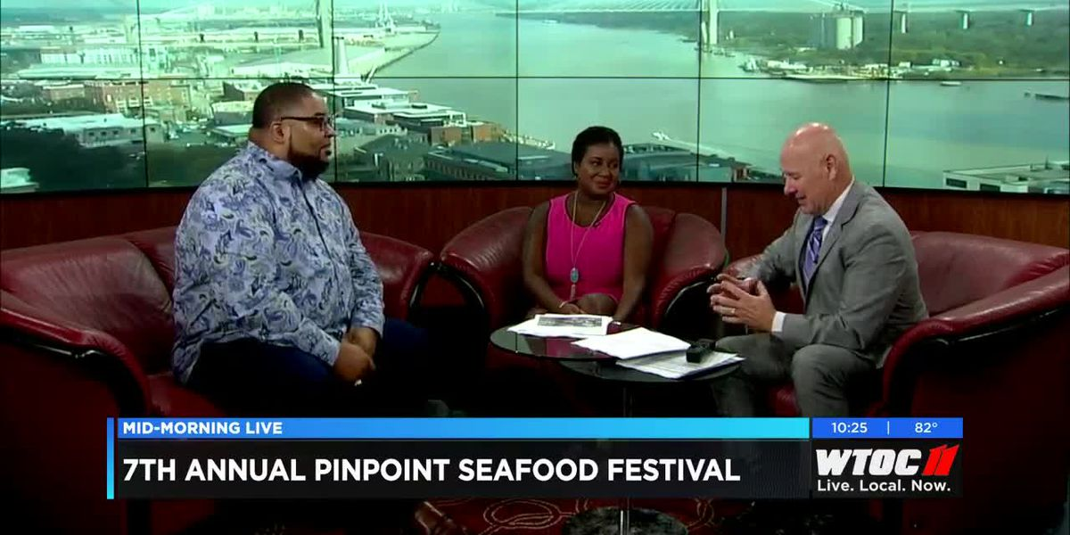 7th annual Pinpoint Seafood Festival