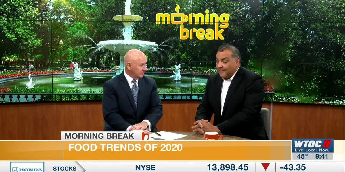 Jesse Blanco looks at 2020 food trends