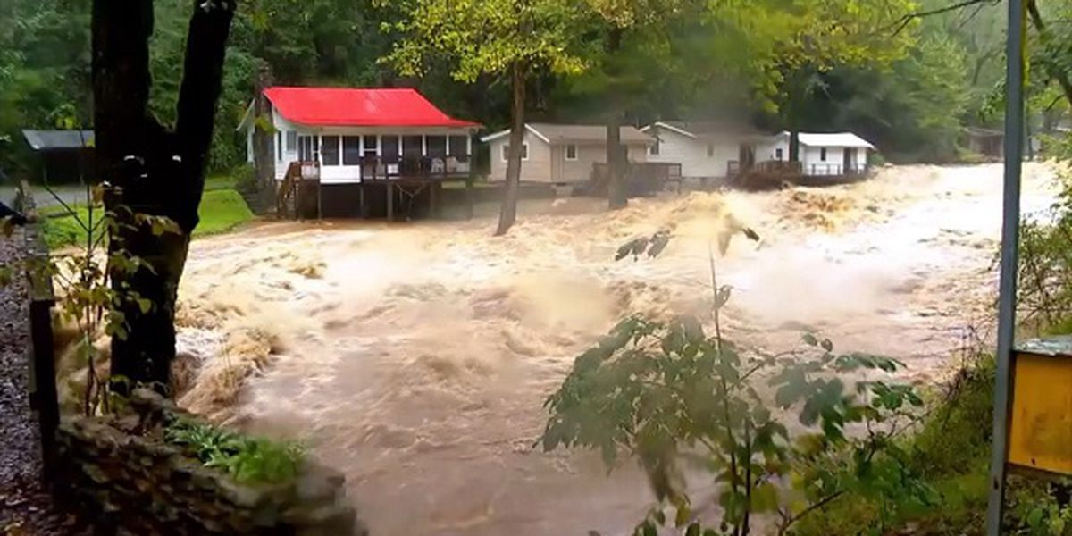Tropical Storm Michael causes flooding in multiple states