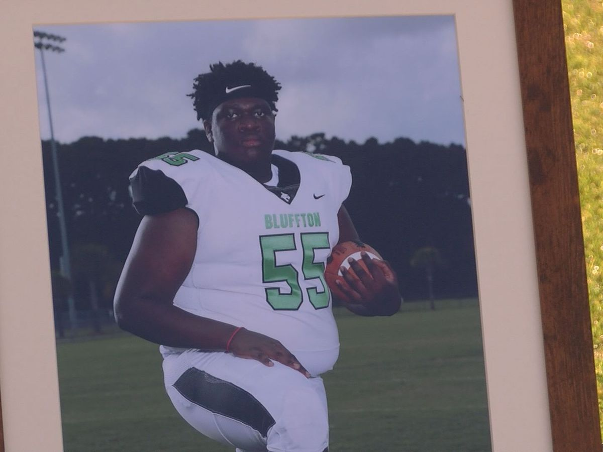 Coaches, teammates remember Bluffton High School student athlete shot and killed in car